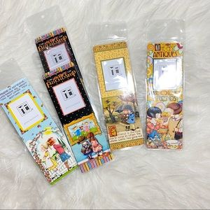 Mary Engelbreit Bookmarks with Frame